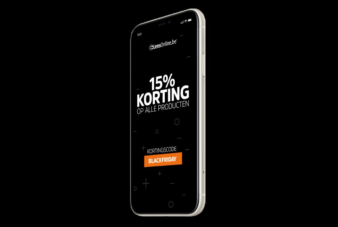 15% KORTING <br/> OP ALLES!