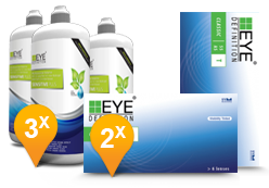 EyeDefinition Classic Toric & Sensitive Plus MPS Promo Pack