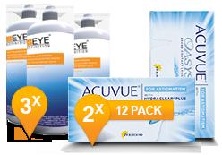 ACUVUE OASYS® voor Astigmatisme & Soft Peroxide Solution Promo Pack