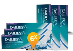 Dailies AquaComfort Plus Multifocal (90 + 90 lentilles)