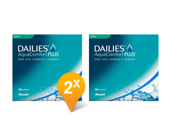 Dailies AquaComfort Plus Toric (90 + 90 lenzen)
