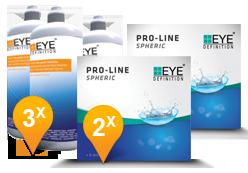 Air Optix Aqua Multifocal & Clearvision MPS Paquet Promo