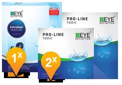 Avaira Vitality & Easysept Paquet Promo 6 Mois