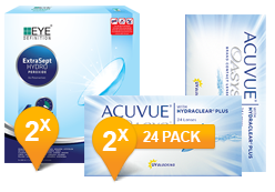 Avaira Toric & Clearvision MPS Paquet Promo 6 Mois