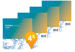 EyeDefinition Hydra Plus 1-Day Promo Pack