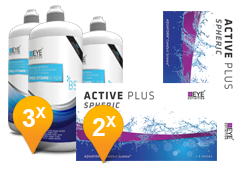 EyeDefinition Active Plus & Pro-Vitamin B5 MPS Promo Pack
