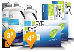 Biofinity & ReNu Multiplus Paquet Promo 6 Mois