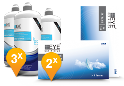 EyeDefinition Extreme & Pro-Vitamin B5 MPS Promo Pack