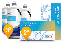 EyeDefinition Oxygen Plus & Pro-Vitamin B5 MPS Promo Pack