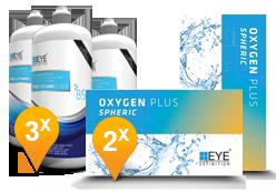 EyeDefinition Oxygen Plus & Pro-Vitamin B5 MPS Promo Pack