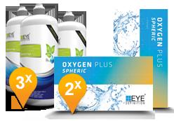 EyeDefinition Oxygen Plus & Sensitive Plus met Hyaluron MPS Promo Pack