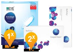 Biofinity & EyeDefinition ExtraSept Pack Promo