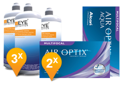 Air Optix Multifocal & Soft Peroxide MPS Promo Pack