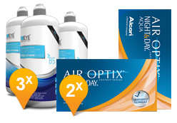 Air Optix Night & Day - Pro-Vitamin B5 Promo Pack