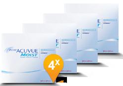 1-DAY ACUVUE® MOIST for Astigmatism halfjaar Promo Pack