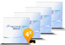 1-DAY ACUVUE® MOIST Multifocal halfjaar Promo Pack