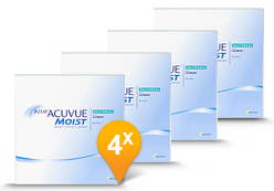 1-Day Acuvue Moist Multifocal Promo Pack