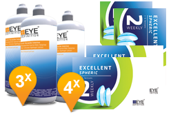 EyeDefinition Excellent & Soft Peroxide MPS Promo Pack