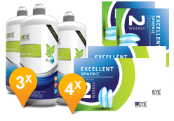 EyeDefinition Excellent & Sensitive Plus MPS Promo Pack