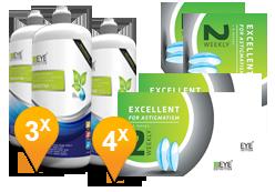 EyeDefinition Excellent Astigmatism & Sensitive Plus MPS Promo Pack