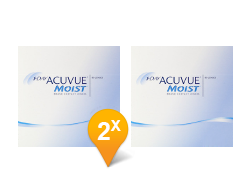 1-Day Acuvue Moist abonnement
