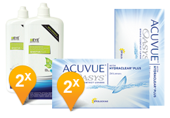 Acuvue Oasys & Sensitive Plus abonnement