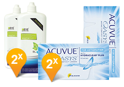 Acuvue Oasys for Astigmatism abonnement