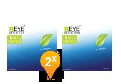 EyeDefinition 1-Day Bio Sensitive abonnement