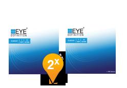 EyeDefinition 1-Day Classic 55 Extra abonnement