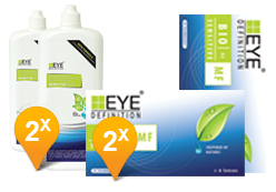 EyeDefinition Bio Sensitive Multifocal abonnement