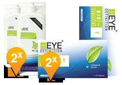 EyeDefinition Bio Sensitive Toric abonnement