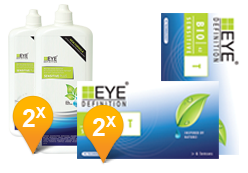 EyeDefinition Bio Sensitive Toric abonnement