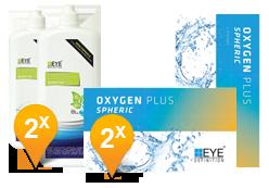 EyeDefinition Oxygen Plus abonnement