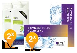 EyeDefinition Oxygen Plus Multifocal abonnement