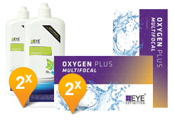 EyeDefinition Oxygen Plus Multifocal abonnement
