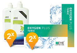 EyeDefinition Oxygen Plus Toric subscription