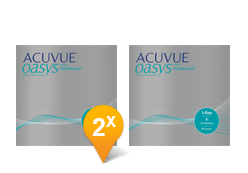 Acuvue Oasys 1-Day abonnement