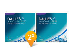 Dailies AquaComfort Plus Multifocal abonnement