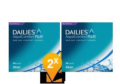 Dailies AquaComfort Plus Multifocal abonnement