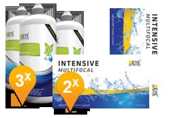 EyeDefinition Intensive Multifocal & Sensitive Plus MPS Promo Pack