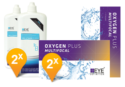 EyeDefinition Oxygen Plus Multifocal & Pro-Vitamin B5 abonnement