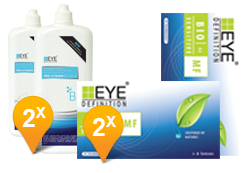 EyeDefinition Bio Sensitive Multifocal & Pro-Vitamin B5 abonnement