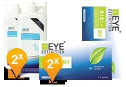 EyeDefinition Bio Sensitive Multifocal & Pro-Vitamin B5 abonnement