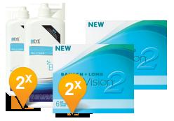 Purevision 2 & Pro-Vitamin B5 subscription