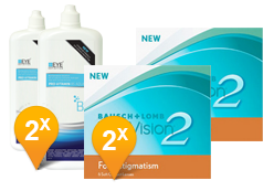 Purevision 2 for Astigmatism subscription