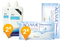 Acuvue Oasys & Pro-Vitamin B5 subscription