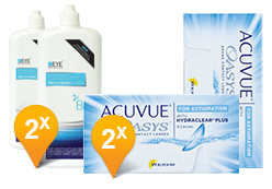 Acuvue Oasys for Astigmatism & Pro-Vitamin B5 subscription
