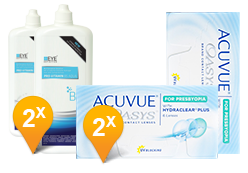 Acuvue Oasys for Presbyopia & Pro-Vitamin B5 subscription
