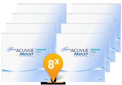 1-DAY ACUVUE® MOIST Multifocal 1 jaar Promo Pack