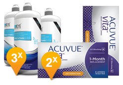 acuvue vita eyedefinition pro vitamin b5